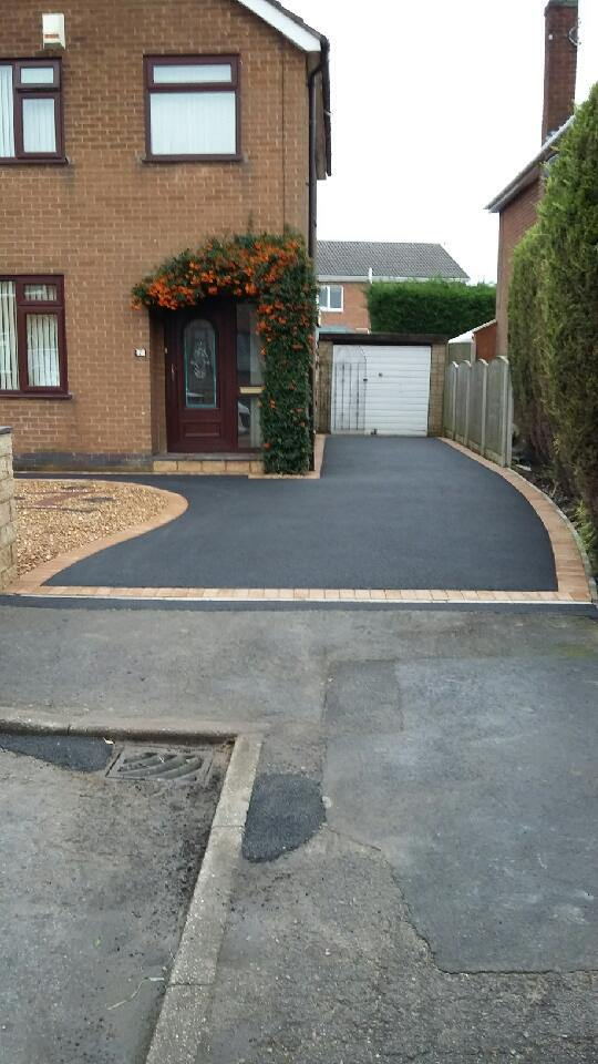 Tarmac Driveways Sheffield