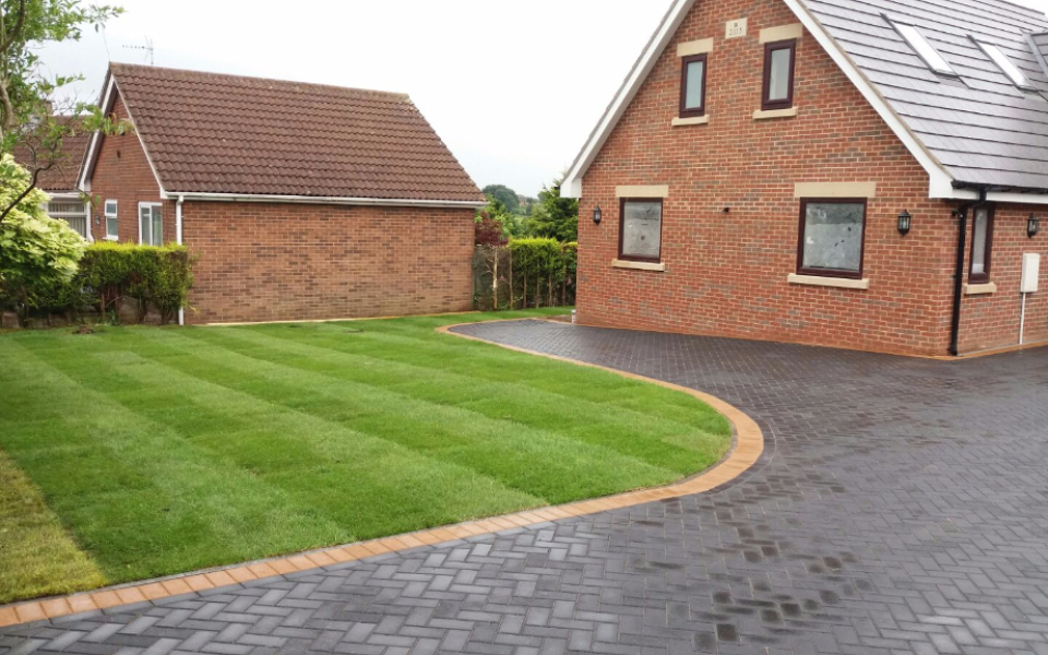 Block Paving Services Chesterfield