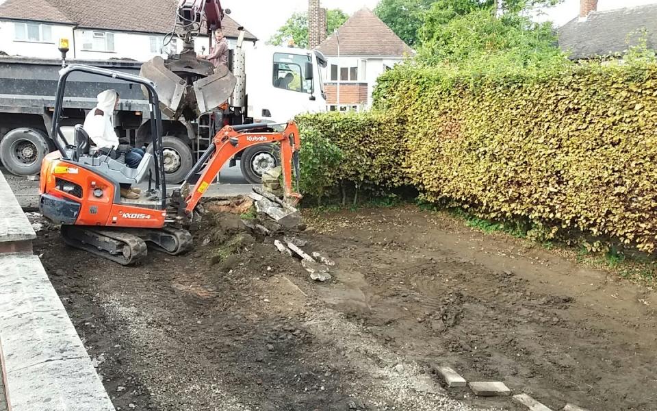 block paving sheffield