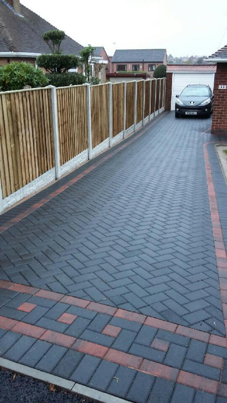 Driveway Installation Dronfield