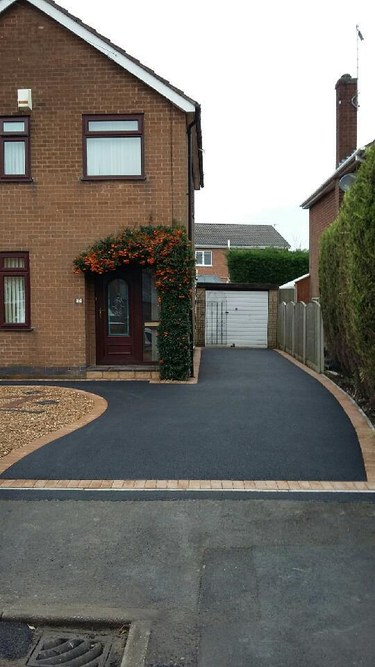 Driveway In Dronfield