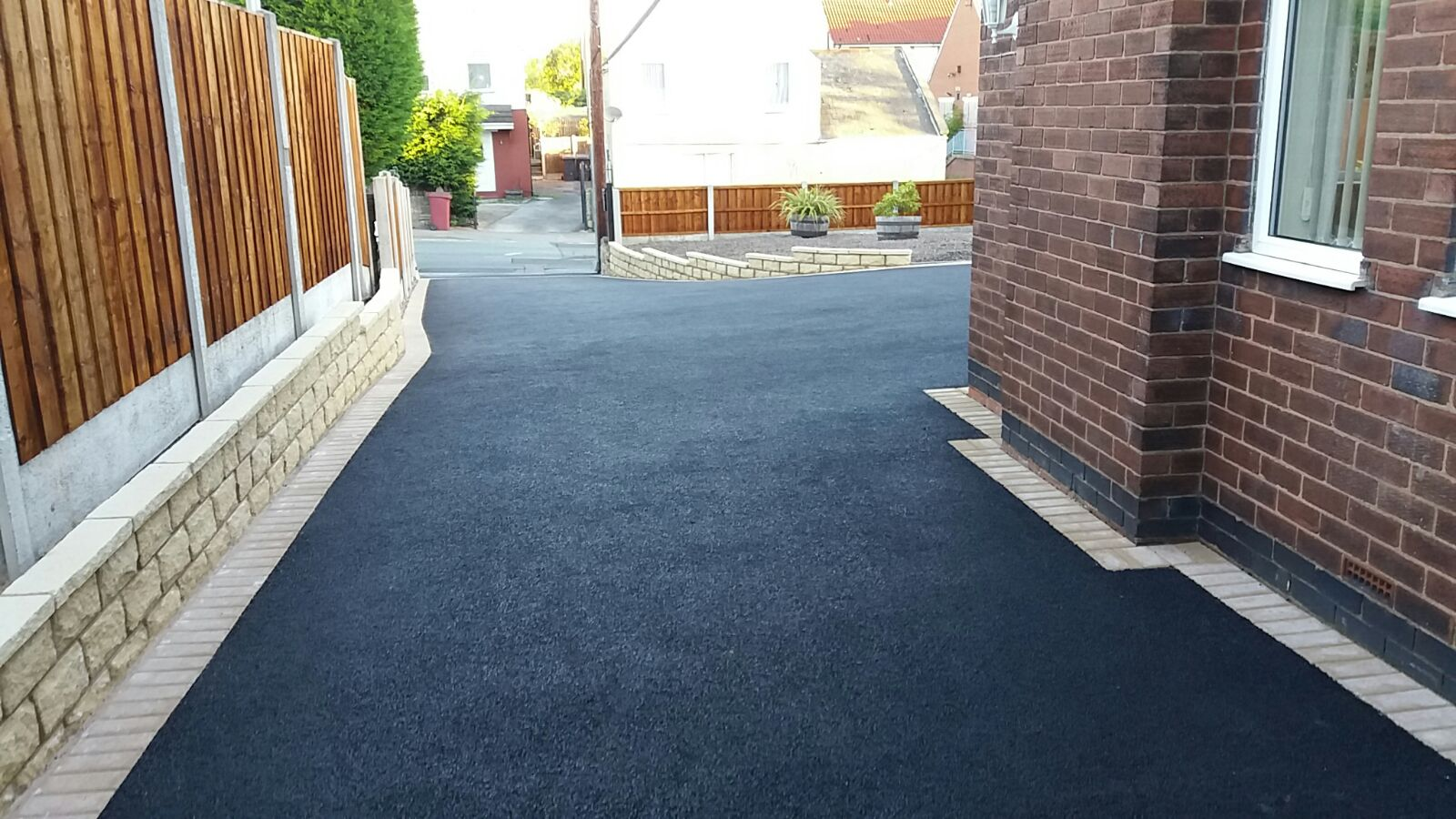 Tarmac Driveways in Chesterfield