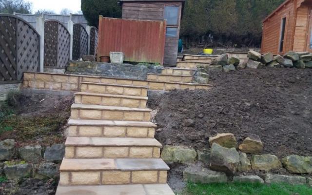Garden Work Mansfield