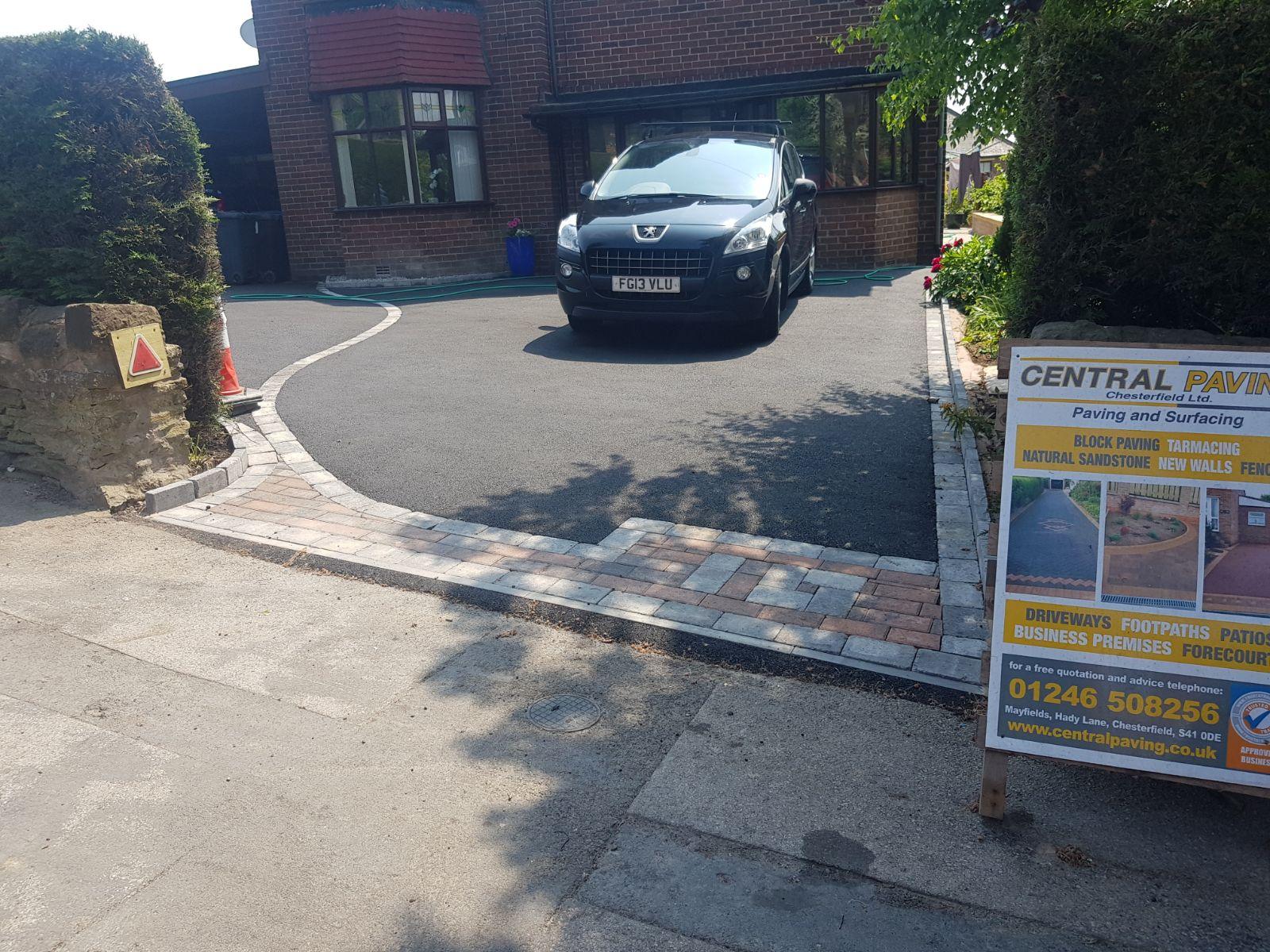 tarmac driveways nottingham