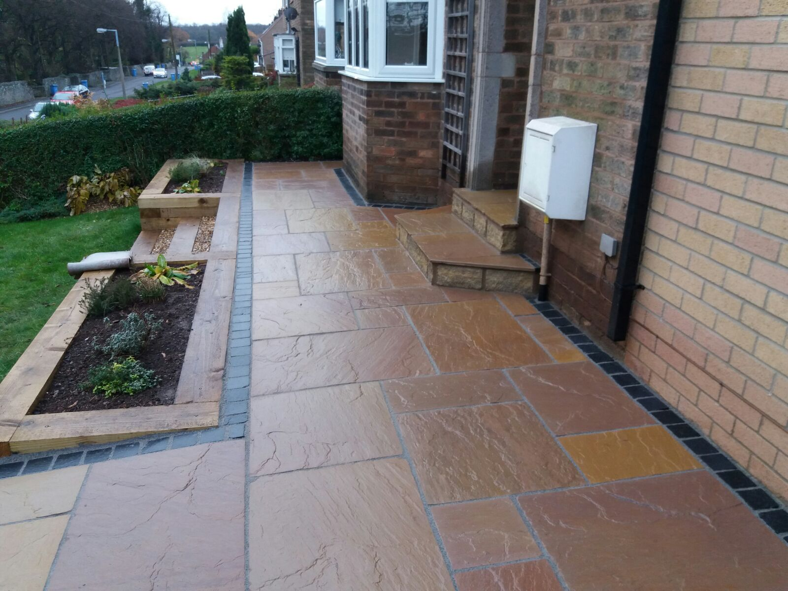 Landscape Gardeners Sheffield Landscaping sheffield landscape gardeners central paving landscape gardeners workwithnaturefo